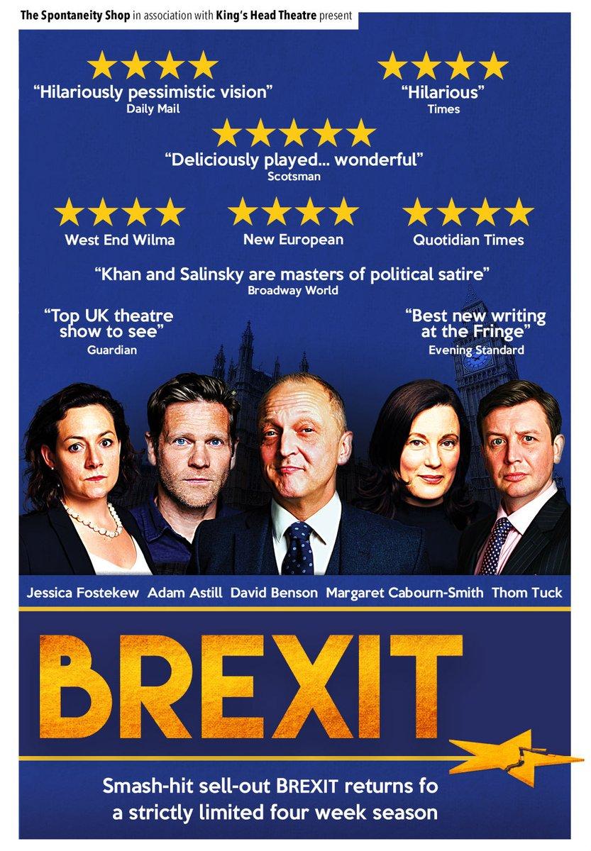 Brexit: The newsitcom?