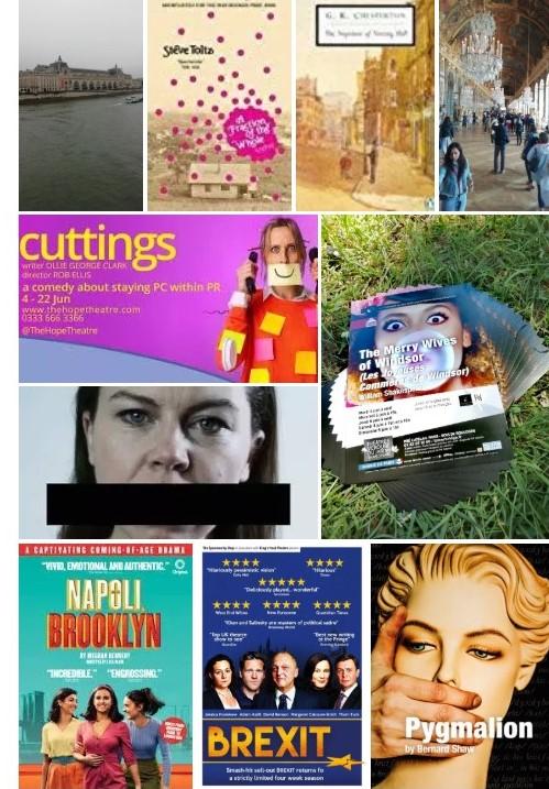 Culture Bound –June