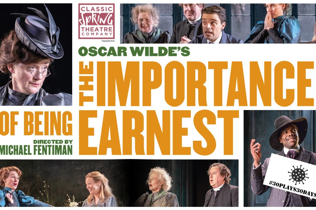 The Importance Of Being Earnest (#30plays30days –18)