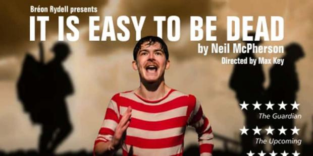 It Is Easy To Be Dead (Online review)