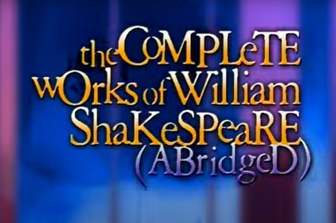 The Complete Works Of William Shakespeare (Abridged) (Online review)