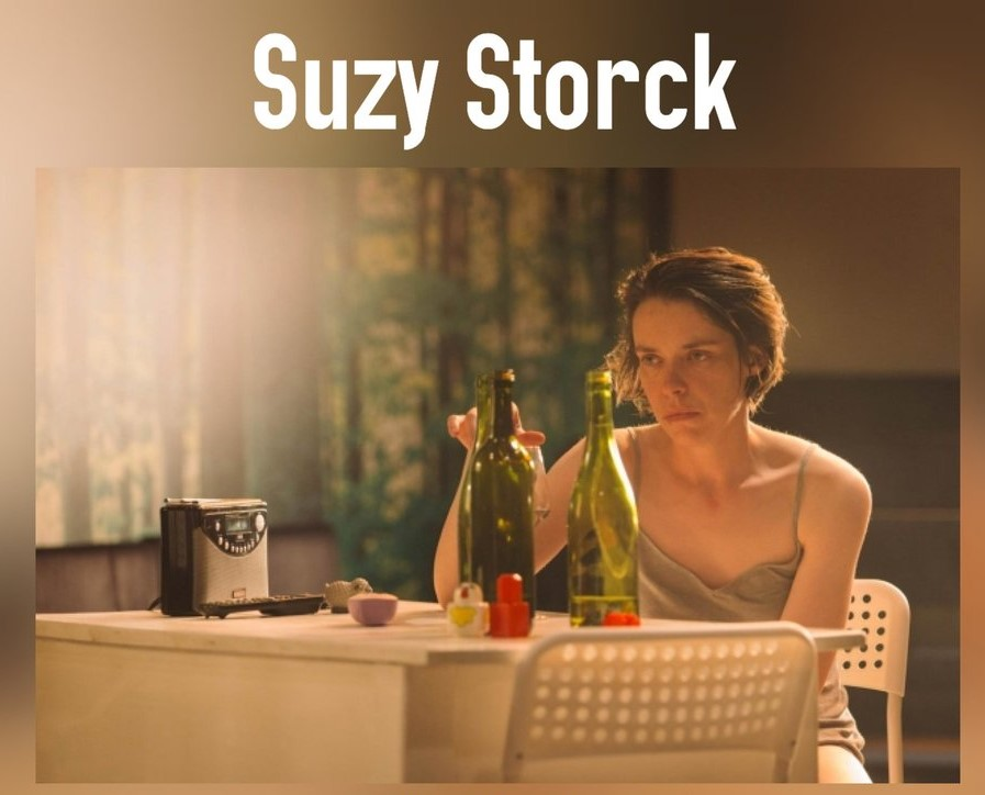 Suzy Storck (Online review)