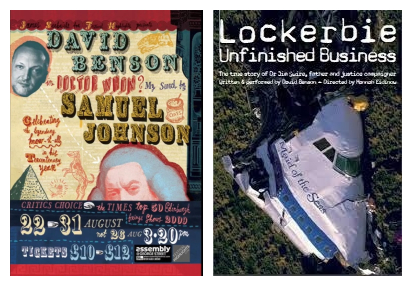 """Dr Whom?"" My Search For Samuel Johnson/Lockerbie: Unfinished Business (Online review)"