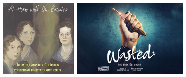 At Home With The Brontës/Wasted (Onlinereview)