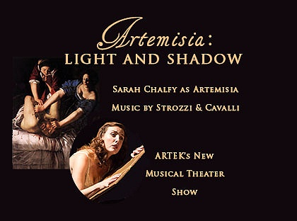 Artemisia: Light And Shadow (Onlinereview)