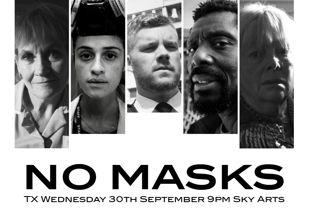No Masks (Onlinereview)