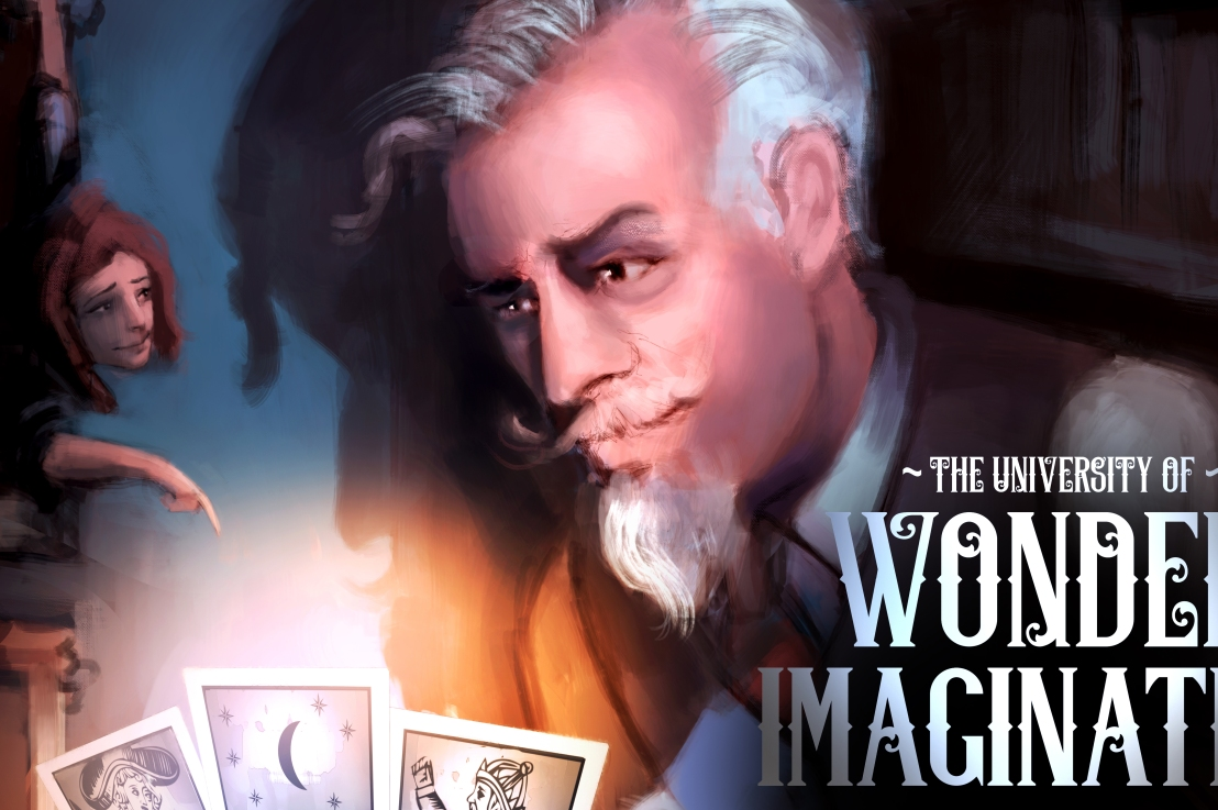 The University Of Wonder And Imagination (Onlinereview)