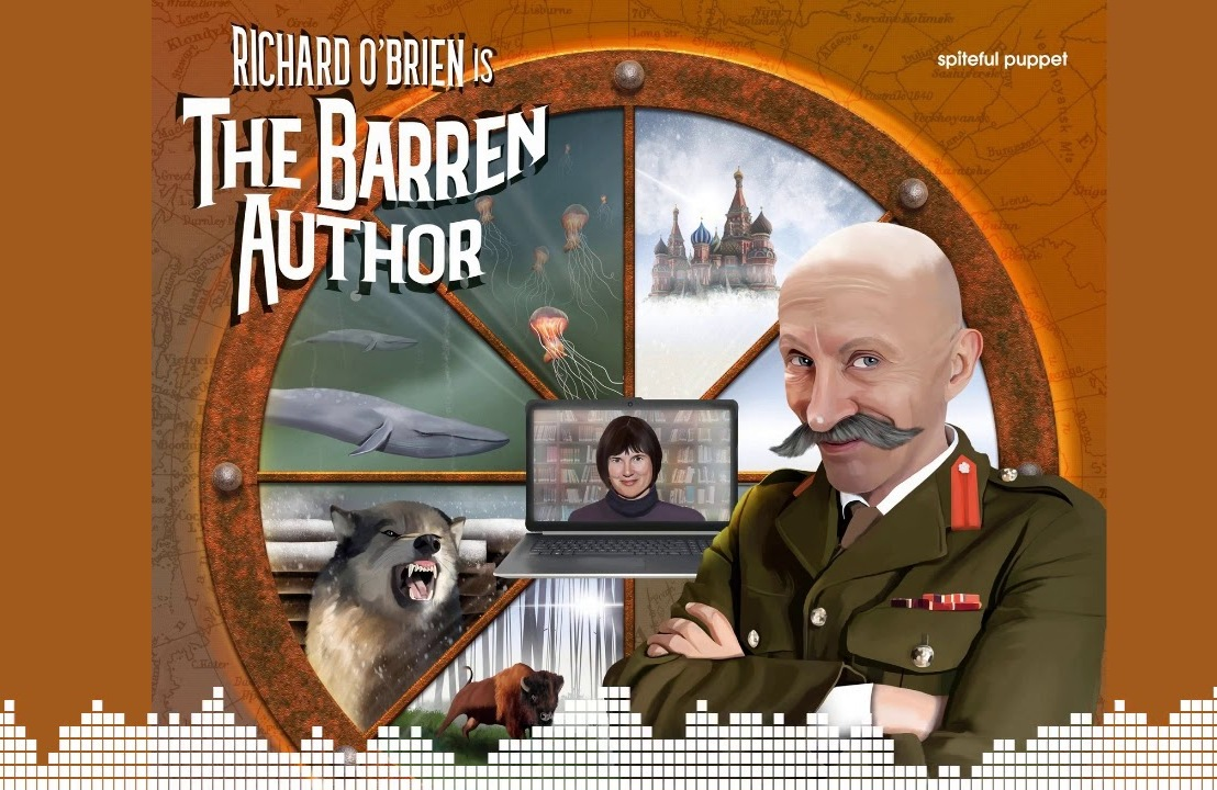 The Barren Author (Onlinereview)