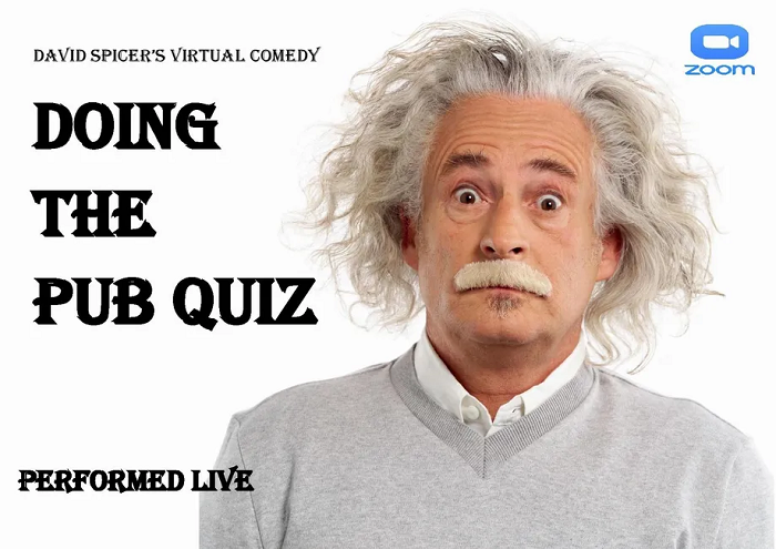 Doing The Pub Quiz (Online review)