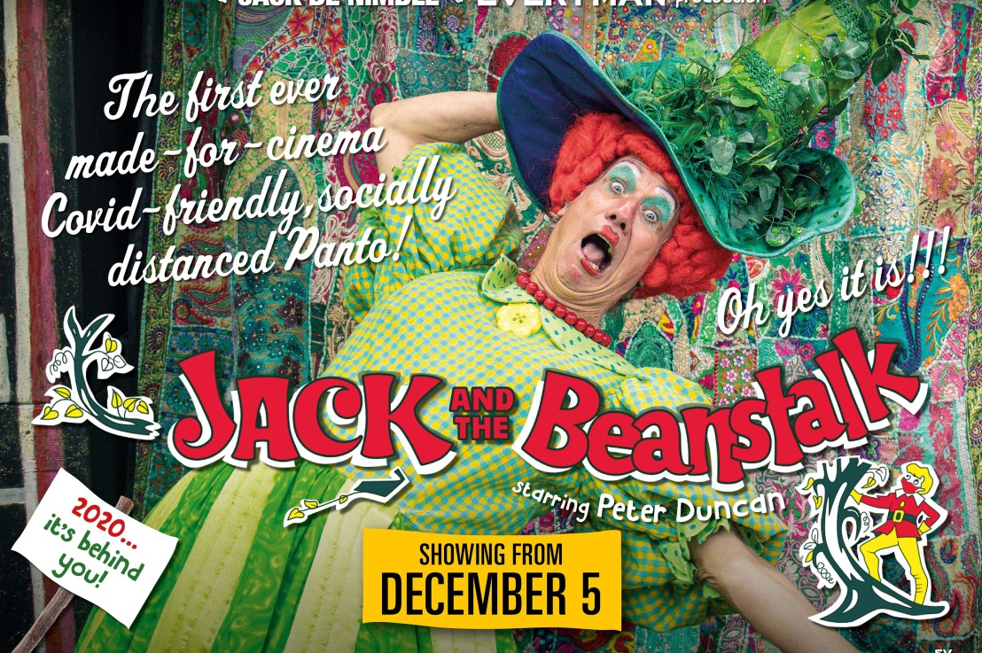 Jack And The Beanstalk – The Garden Panto (Onlinereview)