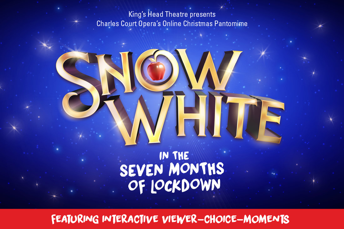Snow White In The Seven Months Of Lockdown (Onlinereview)