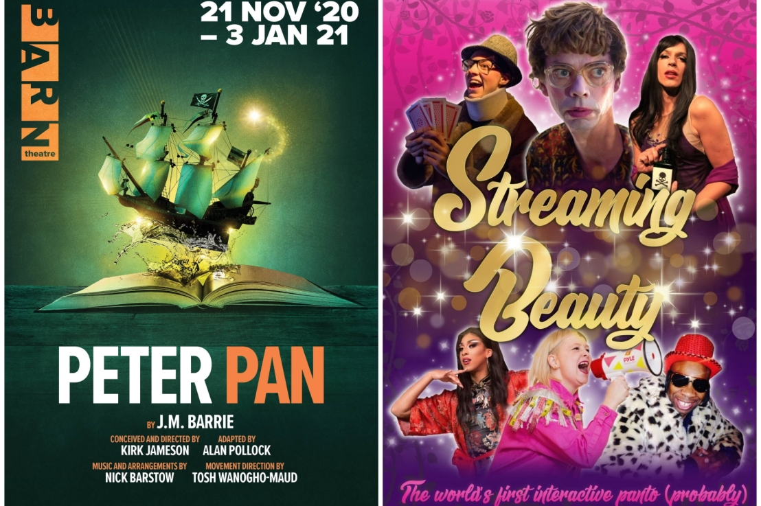 Peter Pan/Streaming Beauty (Onlinereview)