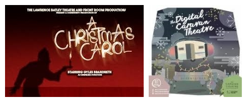 A Christmas Carol/The Emperor's New Clothes (Onlinereview)
