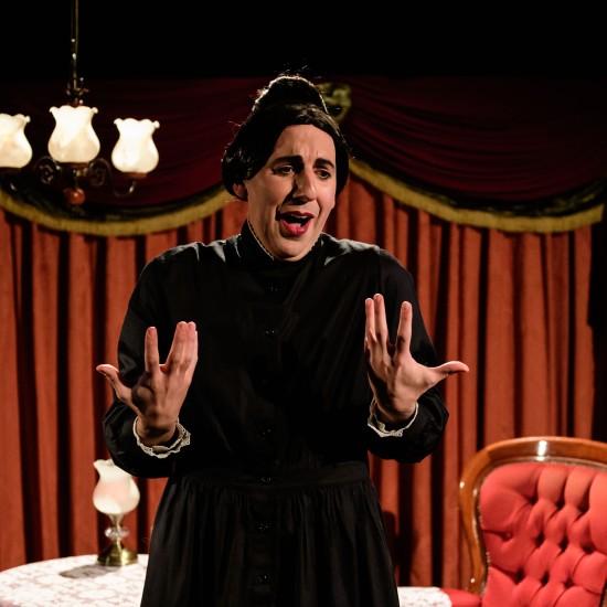 THE FABULIST FOX SISTER - A MUSICAL LIE, Southwark Playhouse, London, Britain - 03 Dec 2020