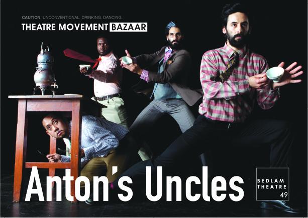 Anton's Uncles (Onlinereview)