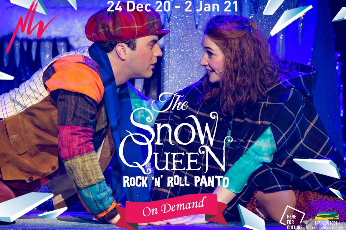 The Snow Queen Rock 'n' Roll Panto (Online review)