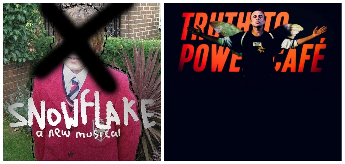 Snowflake: A Visual EP/Truth To Power Café (Onlinereview)