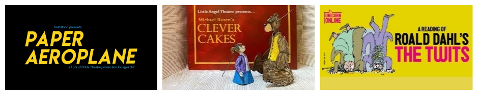 Paper Aeroplane/Clever Cakes/The Twits (Onlinereview)