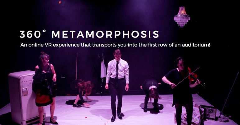 Metamorphosis 360° (Online review)