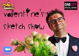 Valentine's Sketch Show (Onlinereview)