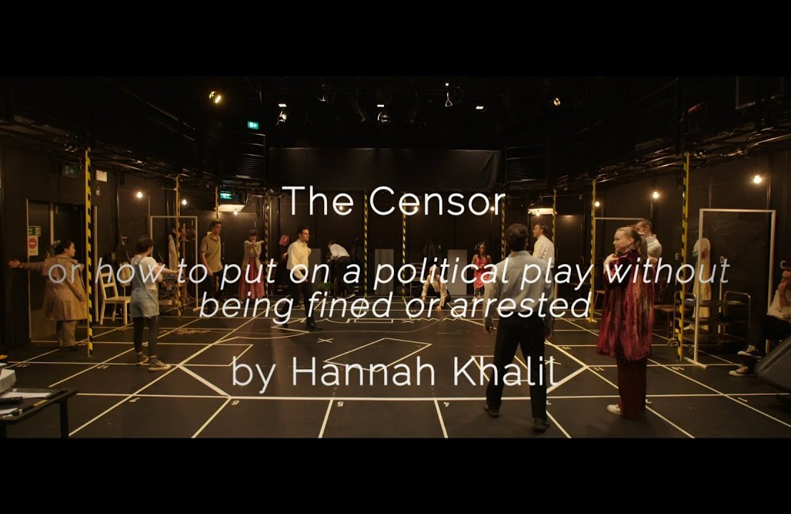 The Censor, or how to put on a political play without being fined or arrested (Onlinereview)