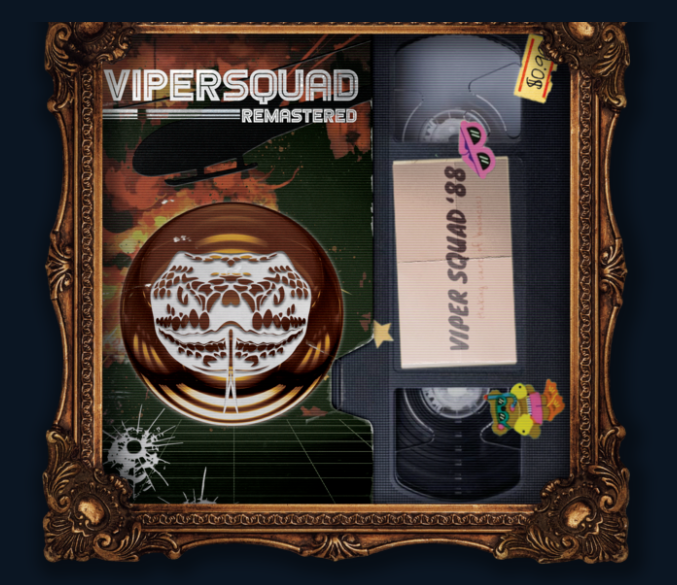 Viper Squad Remastered (Onlinereview)