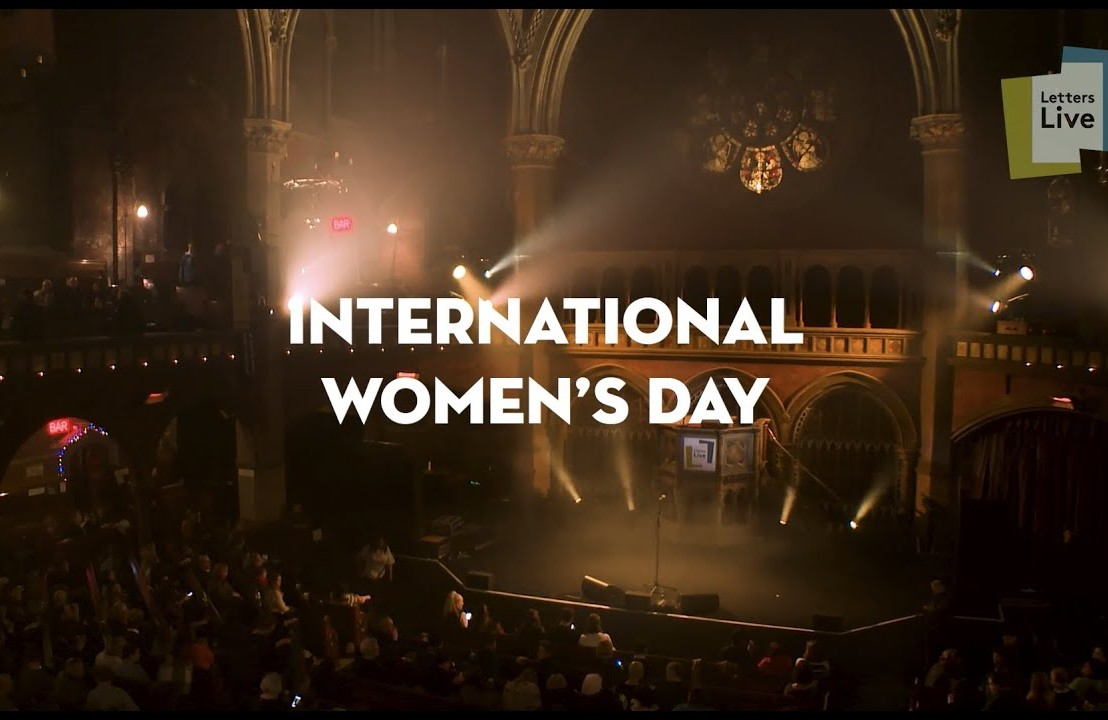 Letters Live – International Women's Day (Onlinereview)