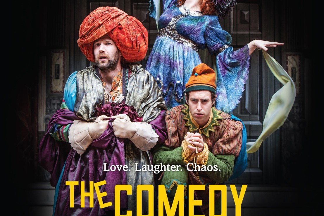 The Comedy Of Errors (Onlinereview)