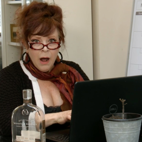 Harriet Thorpe (Detective Case) in A Killer Party