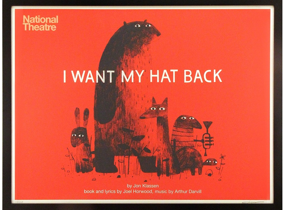 I Want My Hat Back (Onlinereview)