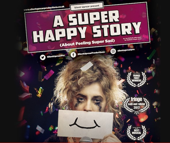 A Super Happy Story (About Feeling Super Sad) (Onlinereview)