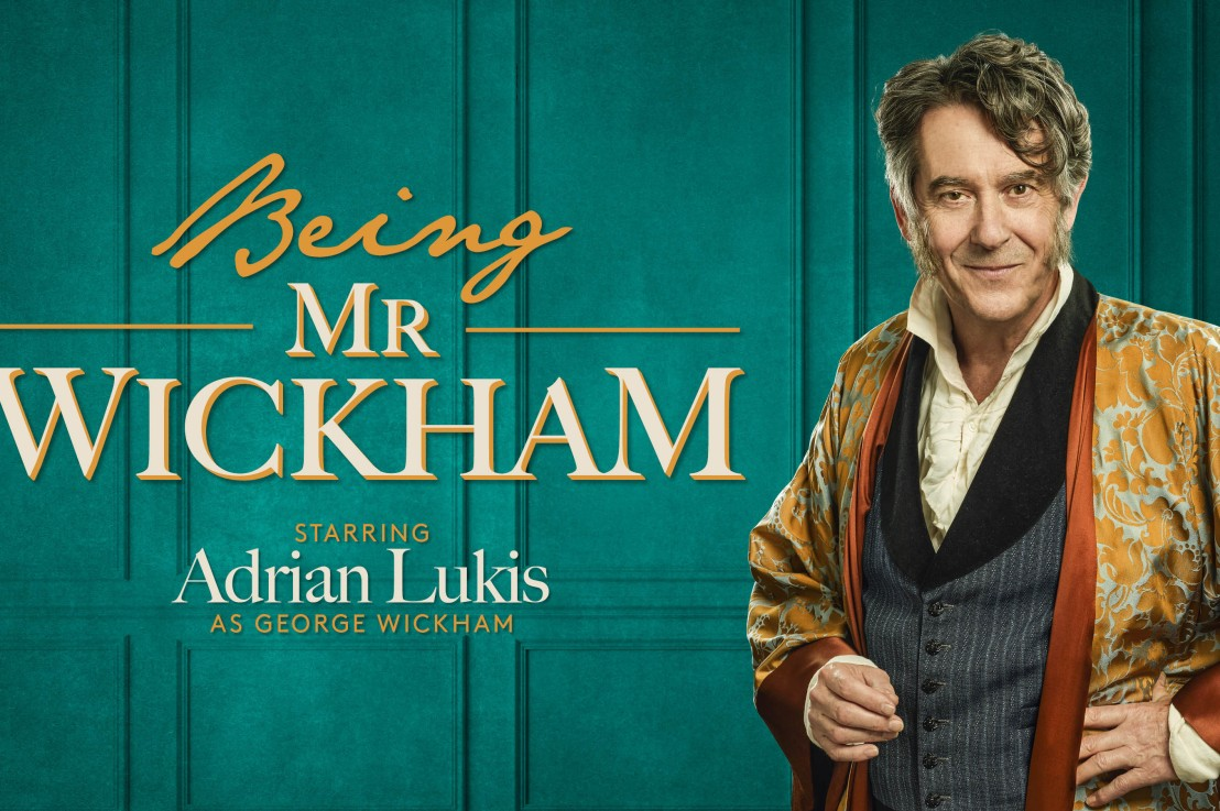 Being Mr Wickham (Onlinereview)