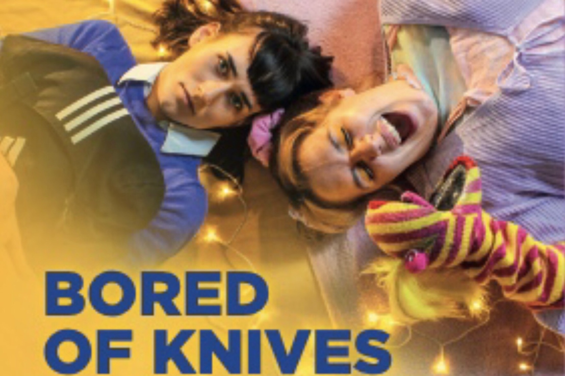 Bored Of Knives (Onlinereview)