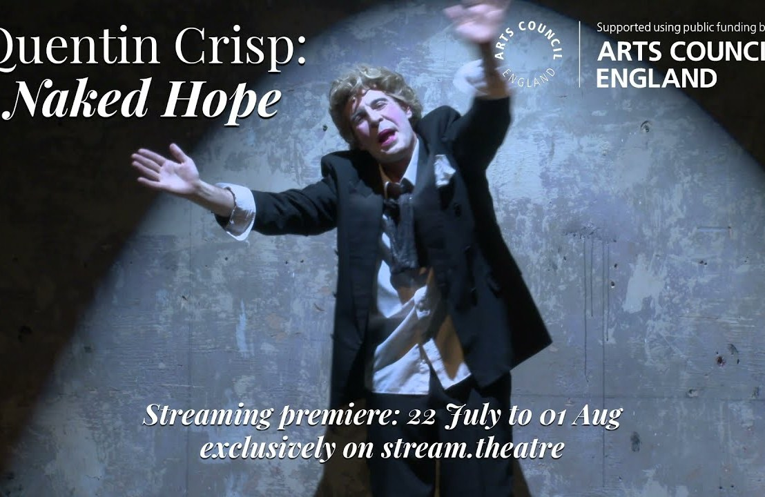Quentin Crisp: Naked Hope (Onlinereview)