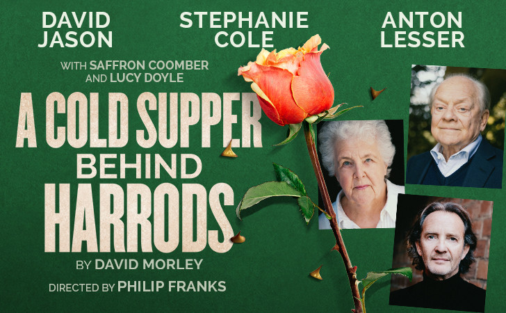 A Cold Supper Behind Harrods (Onlinereview)