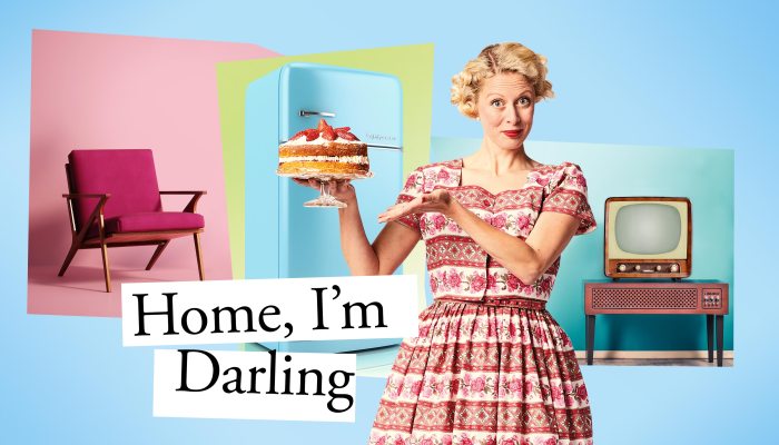 Home, I'm Darling (Onlinereview)