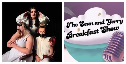 Hear. Speak. See/The Sean And Gerry Breakfast Show (Onlinereview)