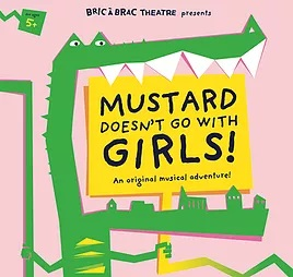 Mustard EdFringe2019 Poster